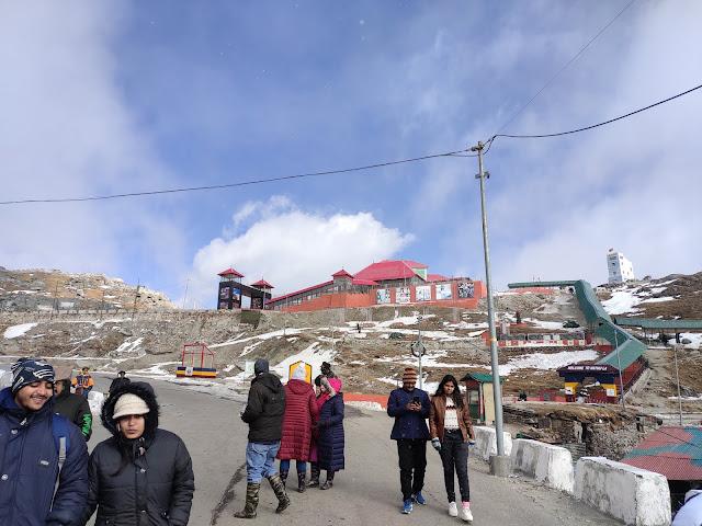 Nathu la Pass, China Border, नाथु-ला दर्रा, चीन सीमा