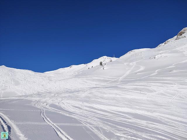 Estaciones de esquí en Cataluña