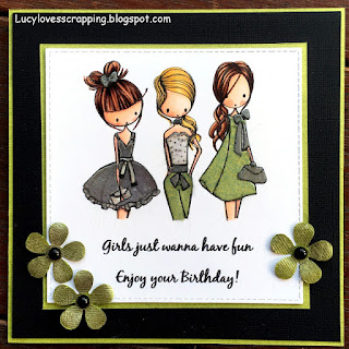 http://lucylovesscrapping.blogspot.co.uk/2017/05/girls-just-wanna-have-fun-embossed.html