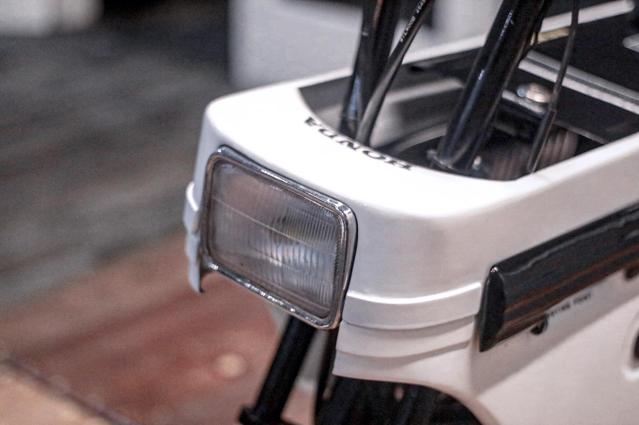 headlamp honda beat custom