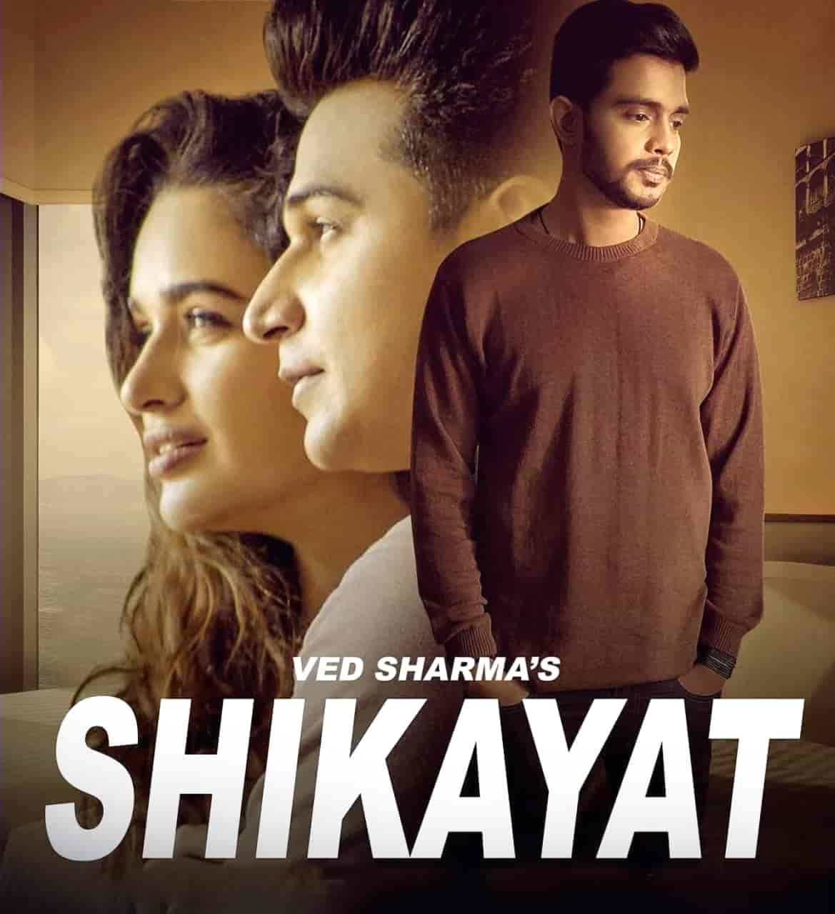 Shikayat Song Image Features Prince Narula sung by Ved Sharma