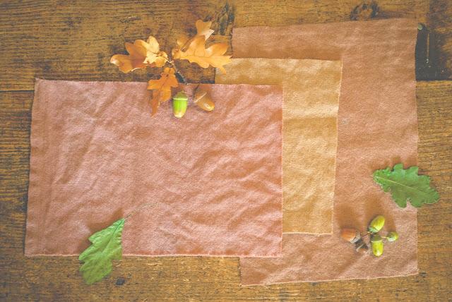 Akorn dyed fabrics