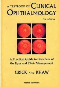 Crick+ Khaw, Giáo trình Nhãn khoa Lâm sàng 3e