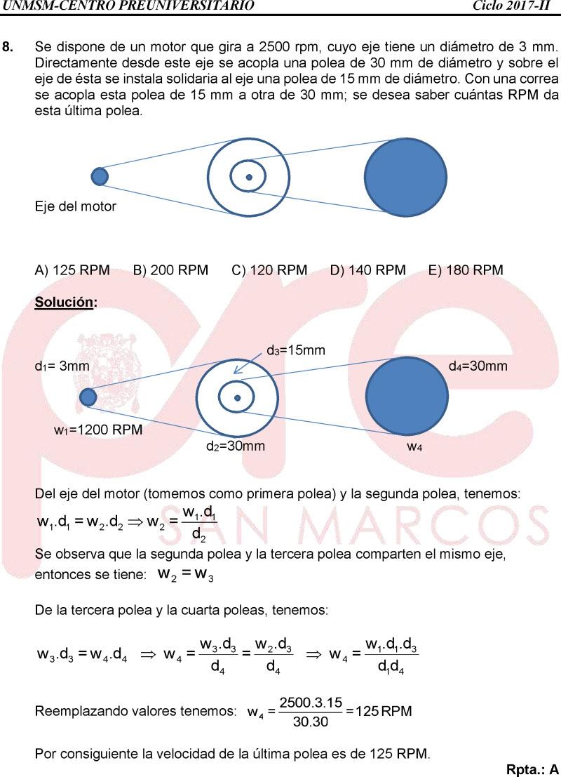 PRE SAN MARCOS 2017-2-SEMANA 10 SOLUCIONARIO manual de clase ...