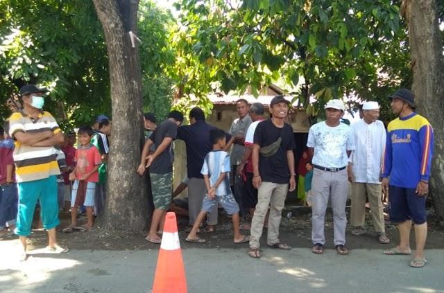 Warga Karara Gotong-Royong Drainase yang Tersumbat Sejak Kota Bima Berdiri