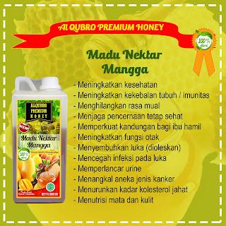 Jual Madu Al Qubro Premium Mangga Pusat Madu Al Qubro
