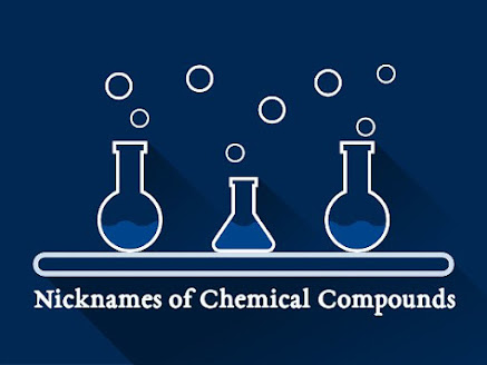 Nicknames of Chemical Compounds