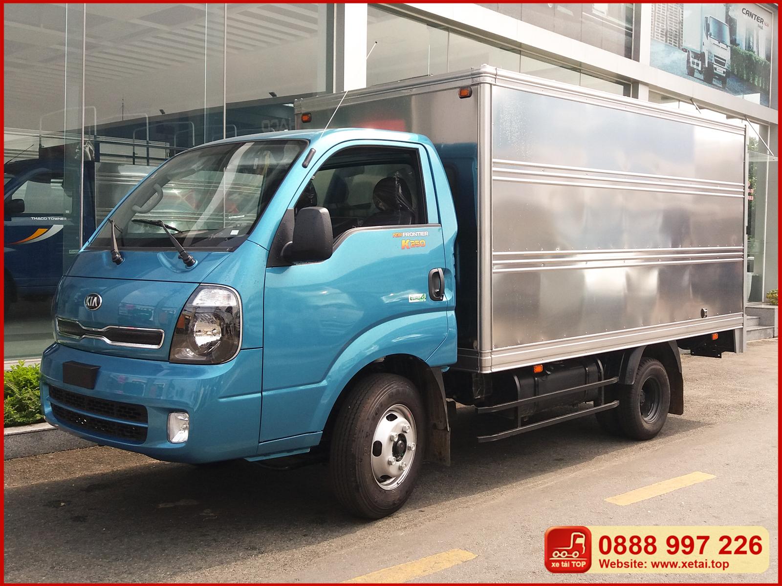 xe-tải-kia-thaco-k250-thùng-kín-tải-trọng-2t4