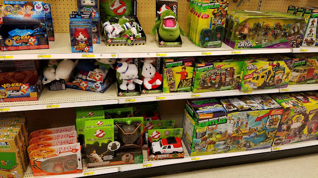 Who Ya Gonna Collect New Ghostbusters Toys