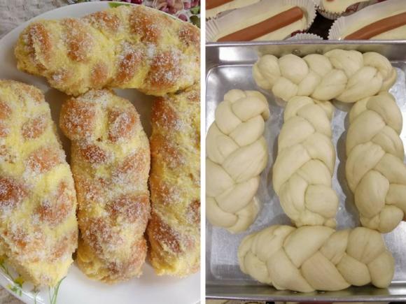 Resepi Roti Butter Viral