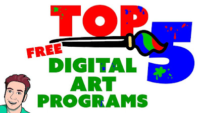 Best Digital Painting & Drawing Softwares For Artists 2020 (Mac, Windows & Linux)