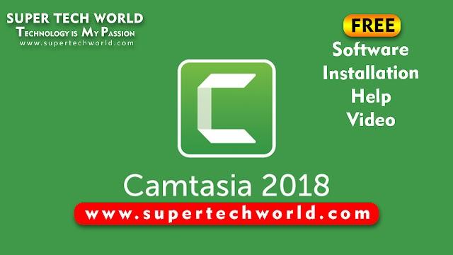 Camtasia 2018 100% Free Download
