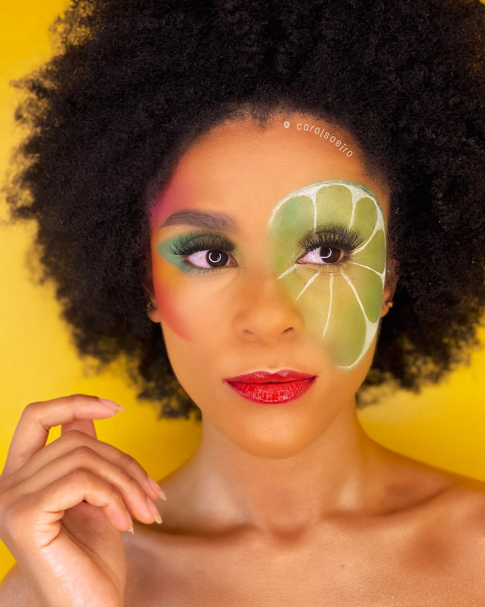 Lemonade Makeup