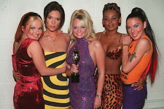 Spice girls reunion for 21st anniversary