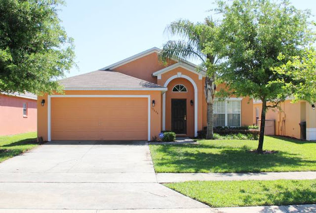holiday rentals kissimmee Orlando