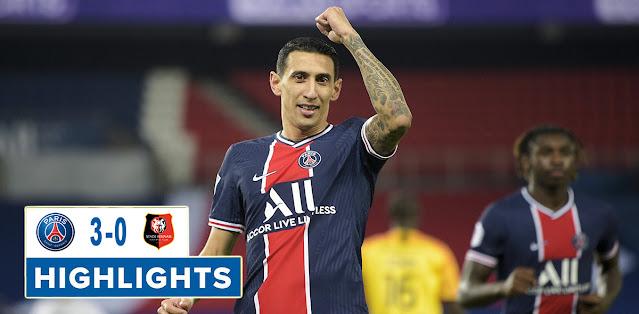 Paris Saint Germain vs Rennes – Highlights