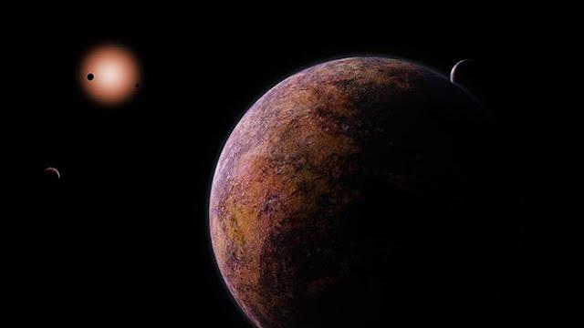 Ανακαλύφθηκε κοντινός πλανήτης που μπορεί να υποστηρίξει ζωή