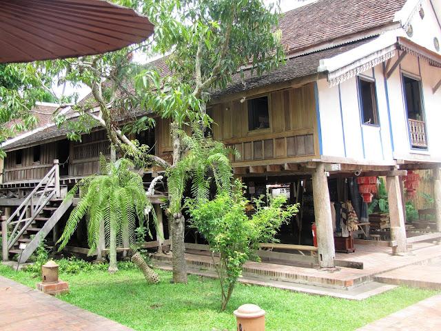 heuan chan heritage house luang prabang laos