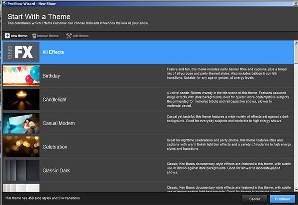 Tải Proshow Producer 9.0.3797 - Phần mềm Proshow làm video từ ảnh 7