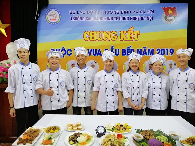 Tuyển sinh trung cấp nấu ăn năm 2020 tại Quảng Ninh