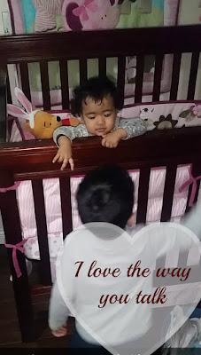 Turning Mommy: Babies Talking