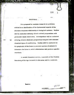 केंद्रीय खुफिया एजेंसी द्वारा डीक्लासिफाइड MKUltra दस्तावेज़