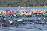 Ironman CDA Swim