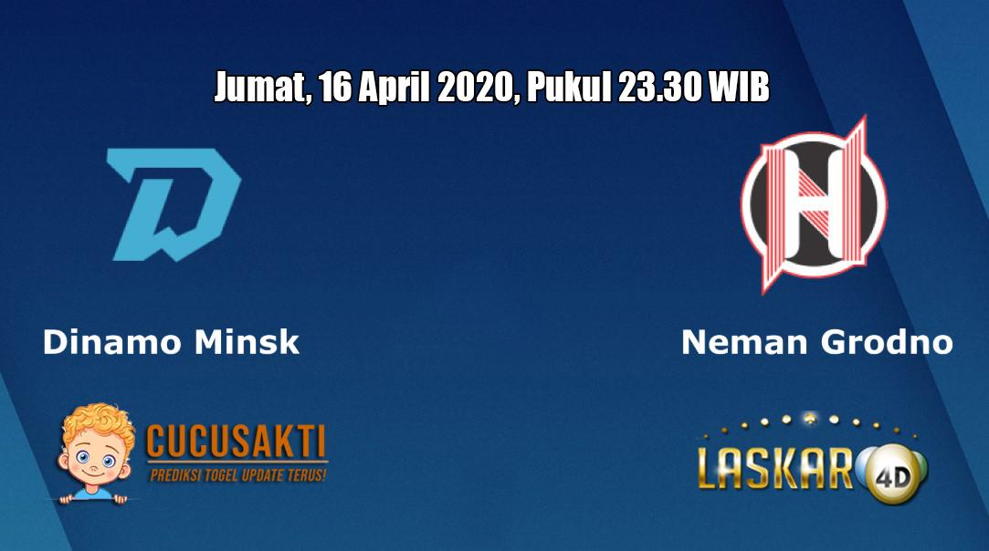Prediksi Dinamo Minsk VS Neman 16 April 2020