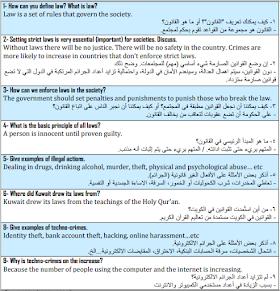 كتاب بعض الكلمات والعبارات المفيدة في اللغة الإنجليزية