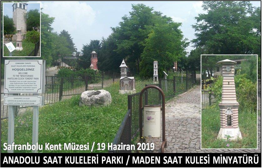 Anadolu Saat Kuleleri Minyatürleri Parkı Müzesi