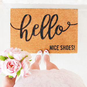 DIY Make Your Own Custom Doormat