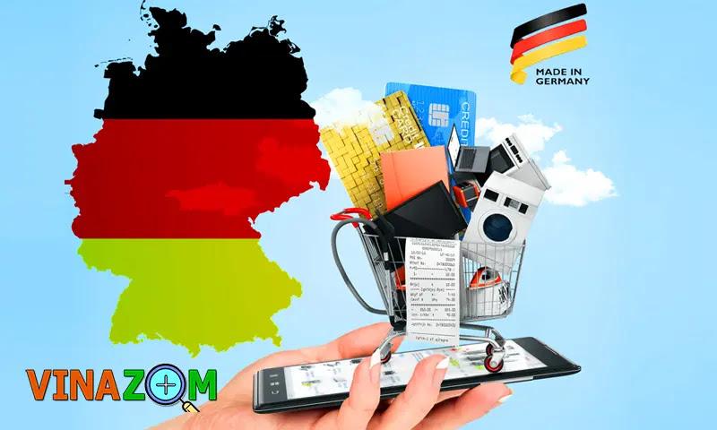 Top website tại Đức