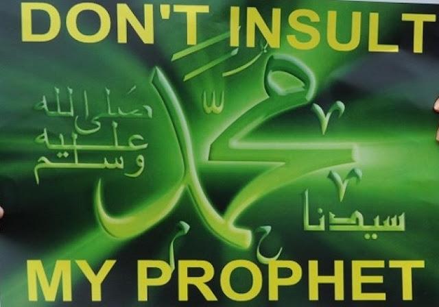hukuman bagi yang menghina nabi muhammad saw