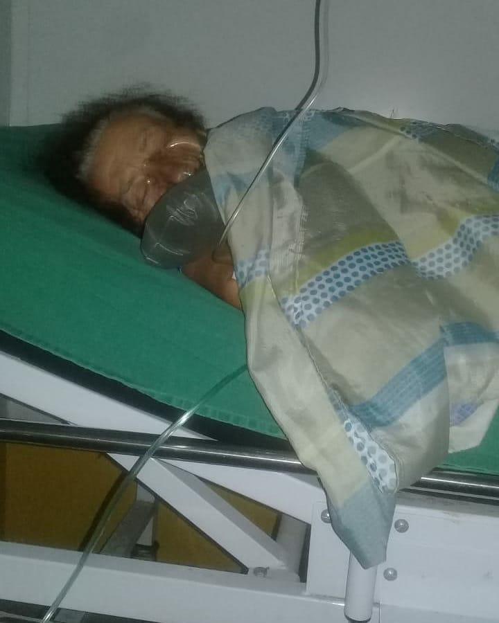 Parauapebas: após cinco dias internada na UPA, mulher precisa de  leito de UTI com urgência.