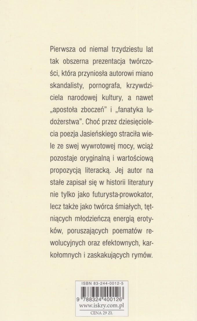 Krzysztof Jaworski Kwietnia 2019
