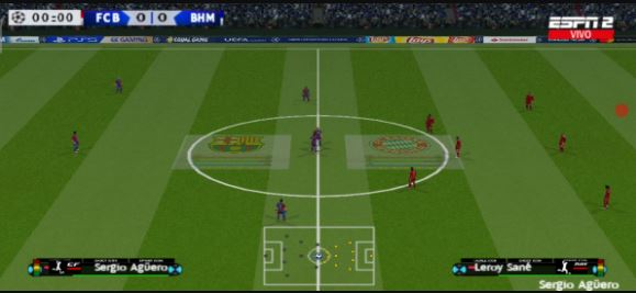 PES 22 ISO PPSSPP Europa Edition Download Offline Android