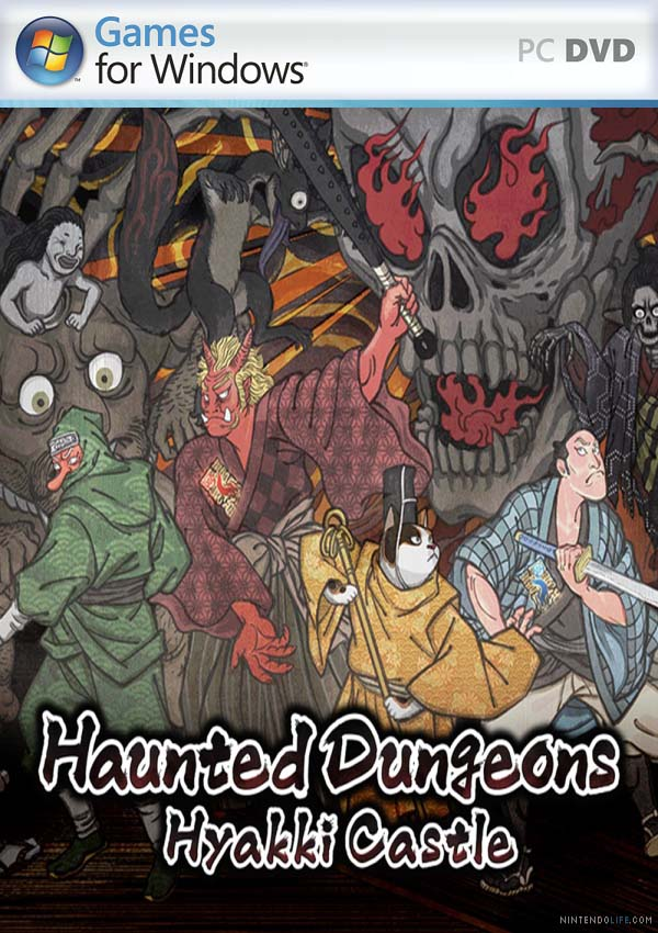 Haunted Dungeons Hyakki Castle v2.0.0 PC Cover