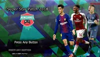 Super Star V1.0 Patch 2017/18 - PES 2013