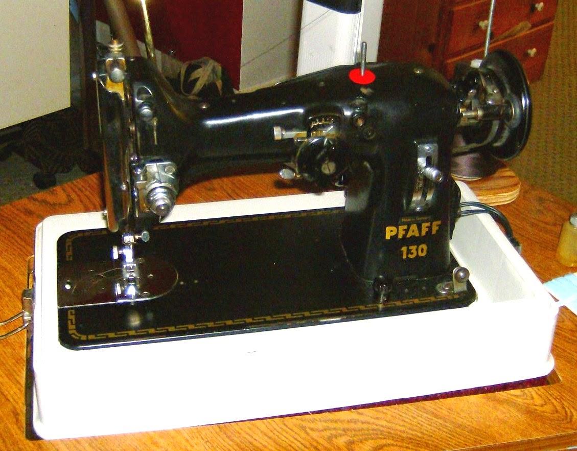 Vintage Sewing Machines Pfaff Pfroblem