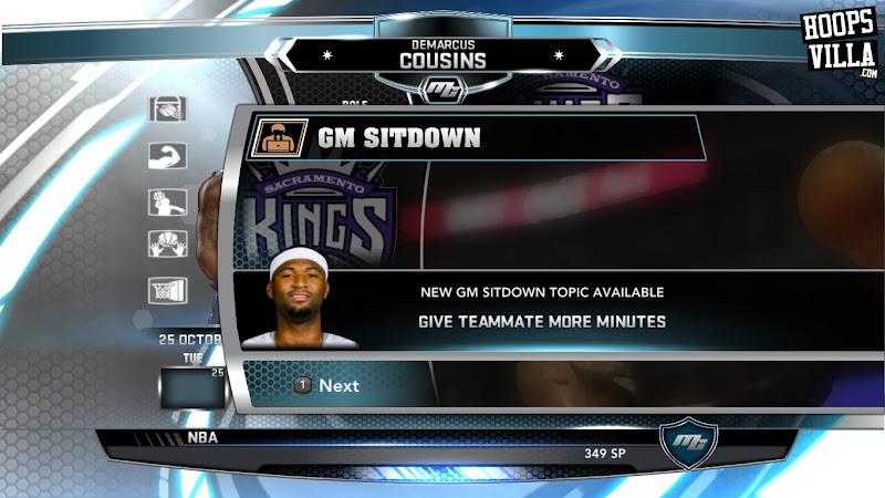 NBA 2k14 MyCareer Mod : DeMarcus Cousins - hoopsvilla