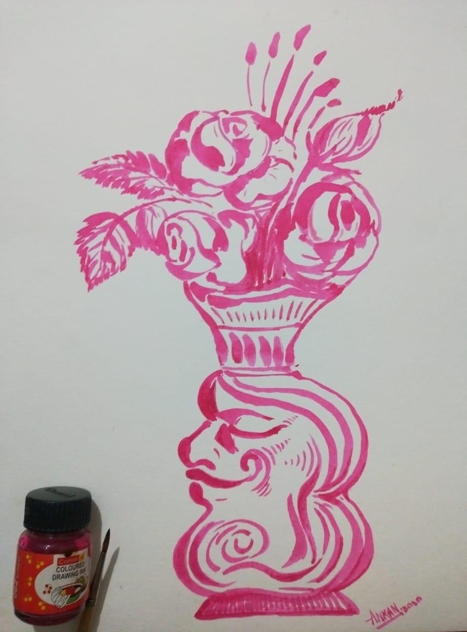 Drawing & painting From Tulika -তুলিকা Part -03