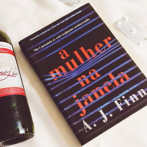 A Mulher na Janela- A.J. Finn