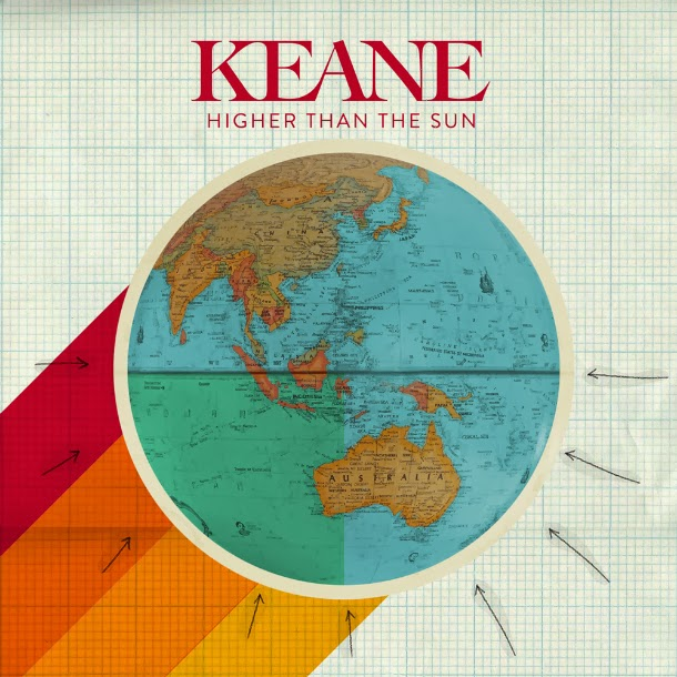 Higher Than The Sun by Keane