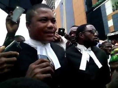 Nnamdi Kanu's Lawyer Speaks On Nigerian Govt's Move To Revoke Client's Bail