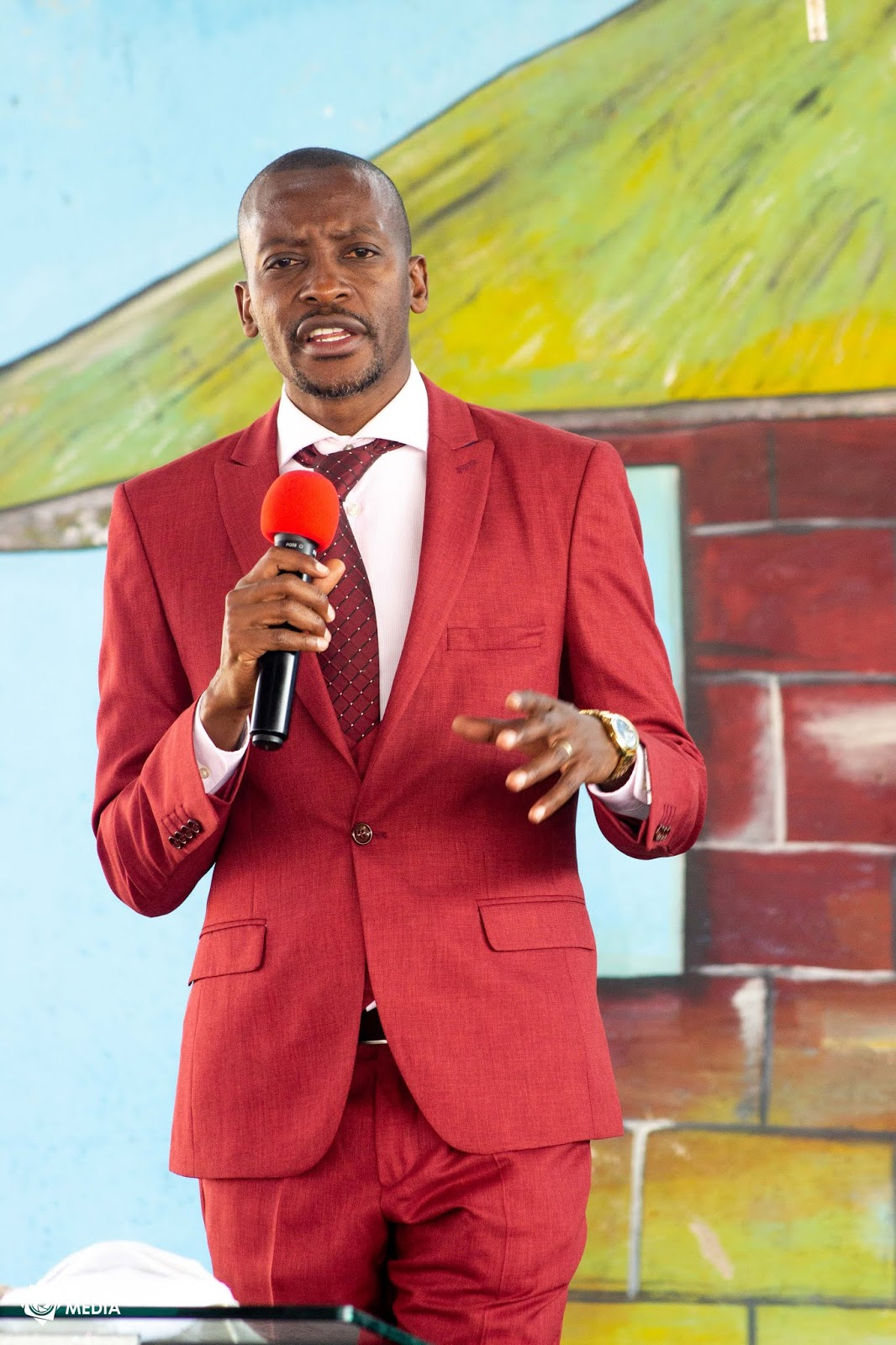 From The Bishop Pride Sibiya's Heart - A Word Of Encouragement To Glory Ministries