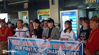 Terungkap, Turis China ke Sumbar karena Program Pemerintah Pusat