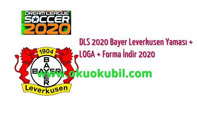 DLS 2020 Bayer Leverkusen Yaması + LOGA, Forma İndir 2020