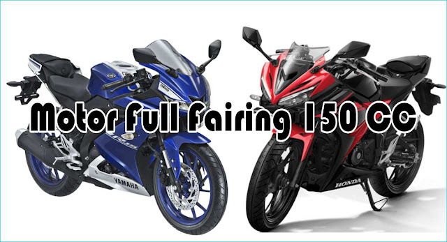 Motor Full Fairing 150cc Terbaik