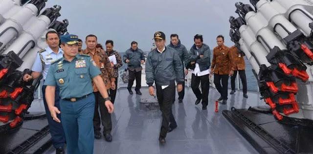 Ada Framing China Takut Jokowi, Analis Pertahanan: Sekalian Saja Bikin Kementerian Boneka Jokowi