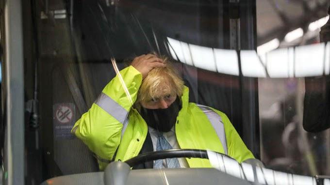 Boris Johnson szerint a kelet-európaiak miatt nincs elég kamionsofőr